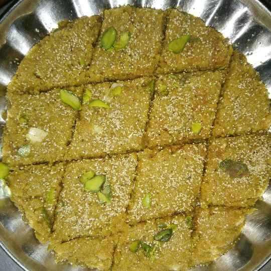 Photo of Mohanthal by Jhanvi Chandwani at BetterButter