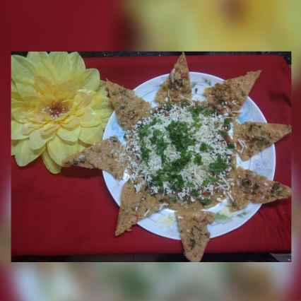 Photo of Sun flower paratha by Jhanvi Chandwani at BetterButter