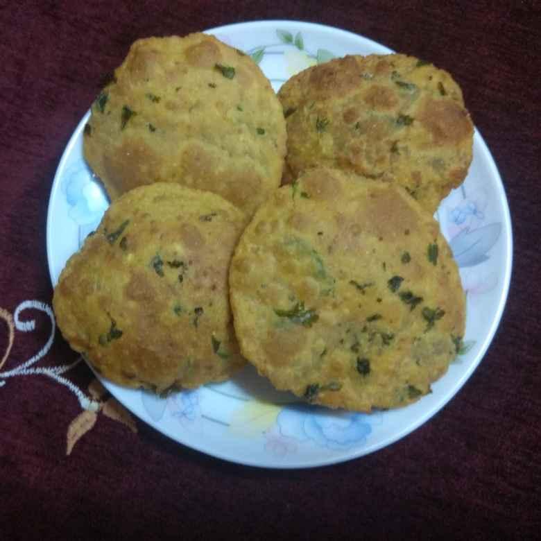 Photo of Mung dal puri by Jhanvi Chandwani at BetterButter