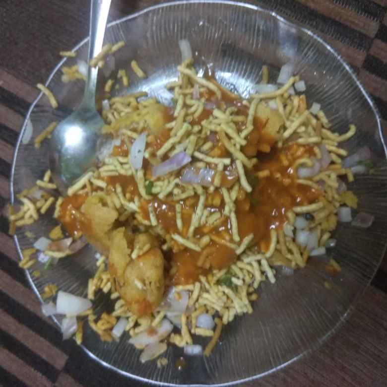 Photo of Batakavada chat by Jhanvi Chandwani at BetterButter