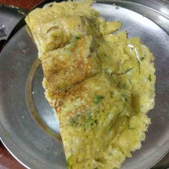 Photo of VEG aamlet by Jhanvi Chandwani at BetterButter