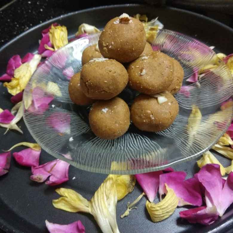 Photo of Besan laddu by Jhanvi Chandwani at BetterButter