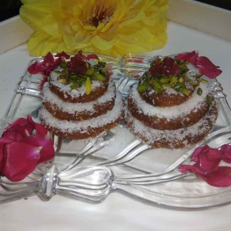 Photo of Sweet breadbite by Jhanvi Chandwani at BetterButter