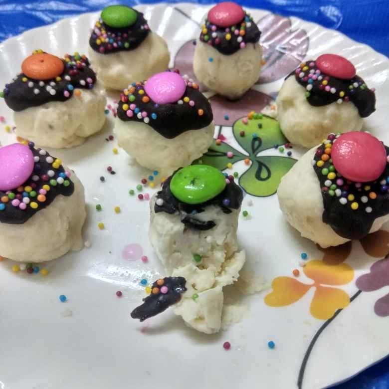 Photo of Banana chocolate balls by Jhanvi Chandwani at BetterButter