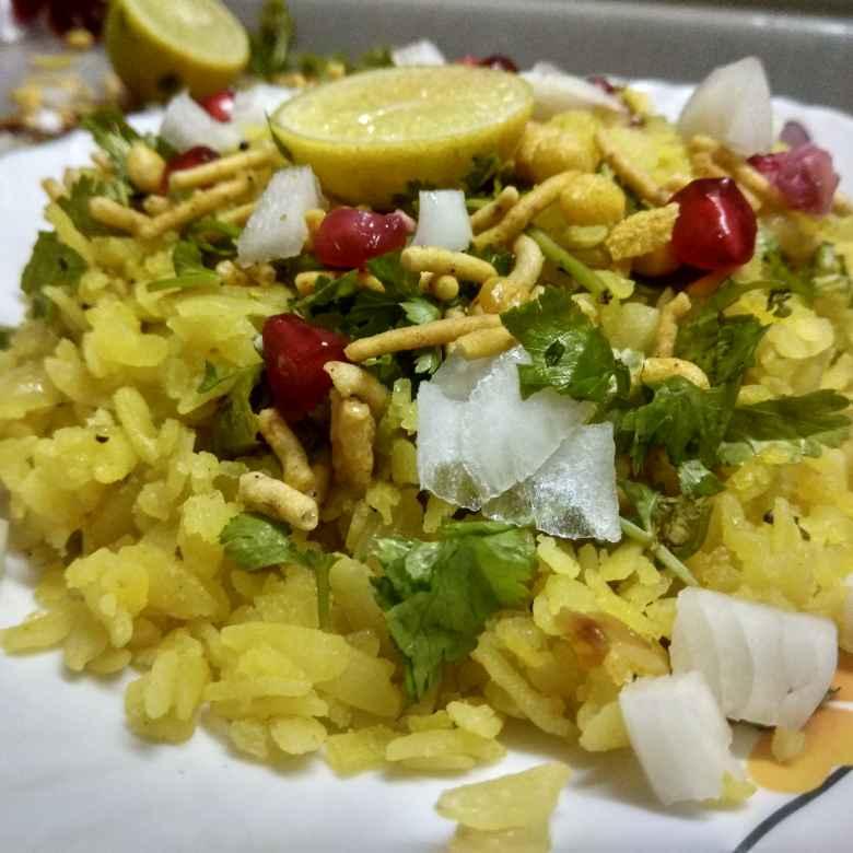 Photo of Indori poha by Jhanvi Chandwani at BetterButter