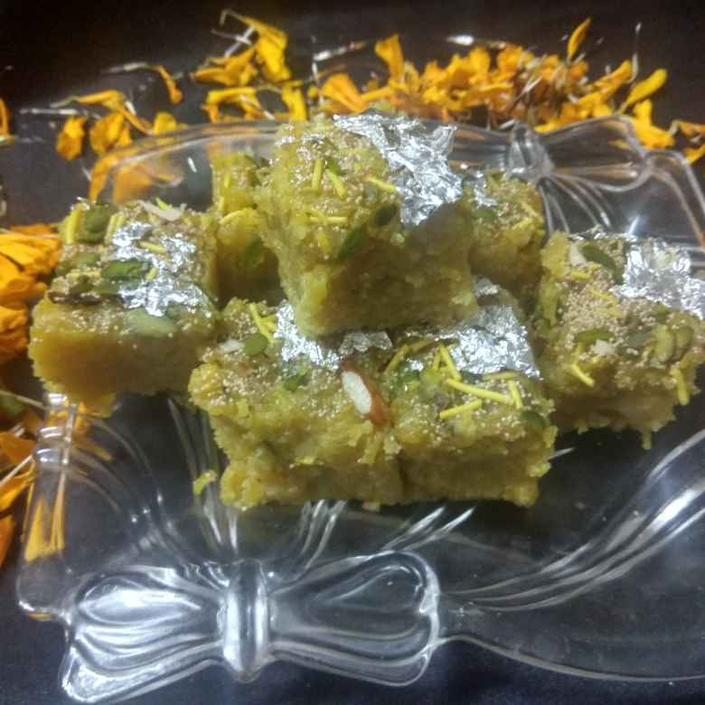 Photo of Sev barfi by Jhanvi Chandwani at BetterButter