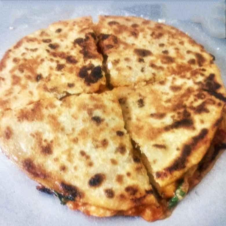 Photo of Roti sendwuch by Jhanvi Chandwani at BetterButter