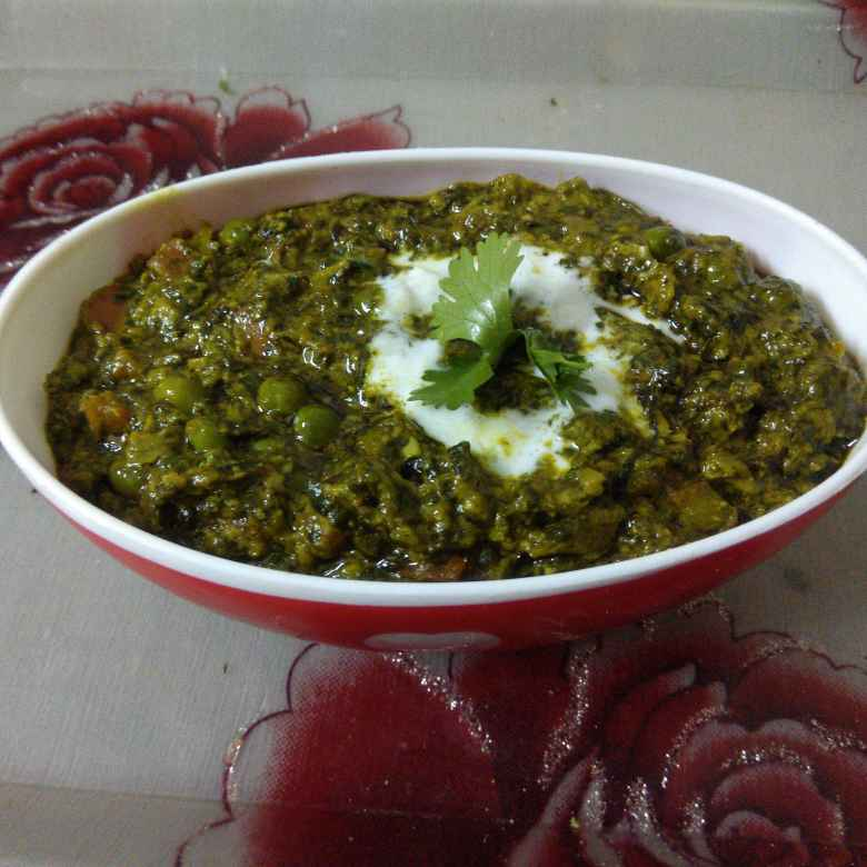 Photo of Methi matar malai by Jhanvi Chandwani at BetterButter