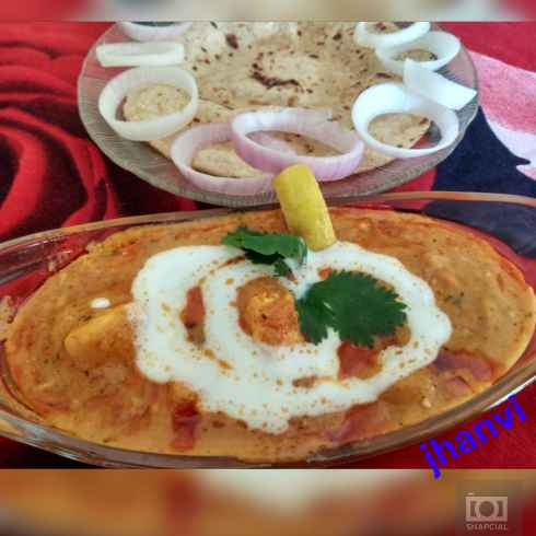 How to make શાહી પનીર