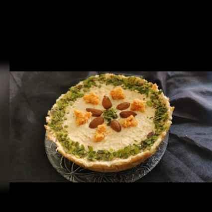 Photo of Carrot cheese cake by Jhanvi Chandwani at BetterButter