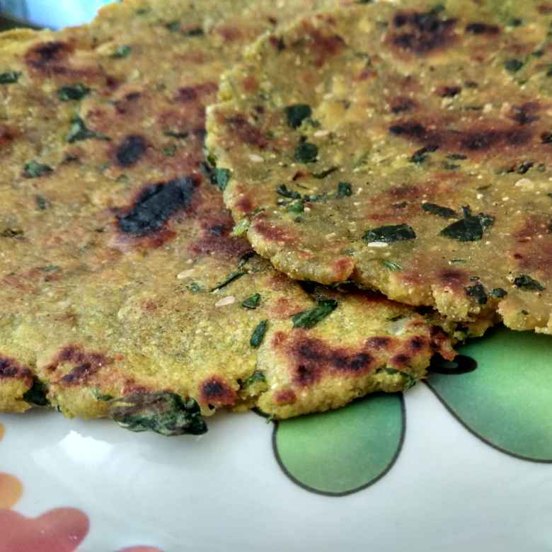 Photo of Methi thepla by Jhanvi Chandwani at BetterButter