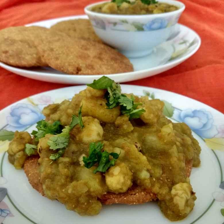 Photo of Saag badei by Jhanvi Chandwani at BetterButter