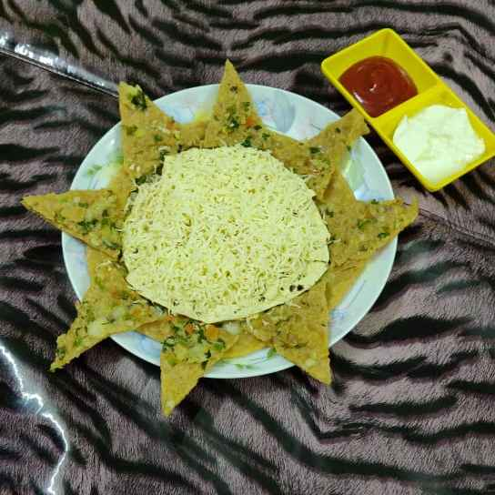 Photo of Surti paratha by Jhanvi Chandwani at BetterButter