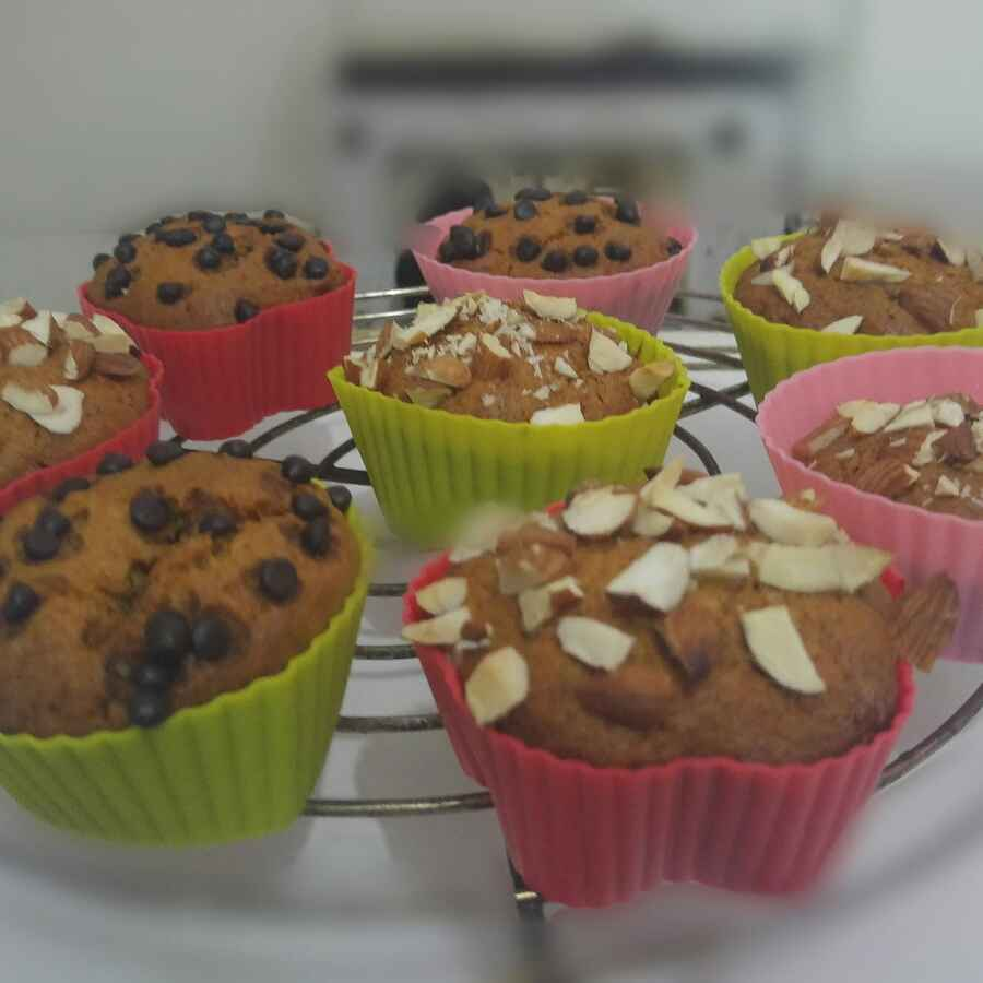 Photo of Quick Banana Muffins by Jhimli Pandey at BetterButter