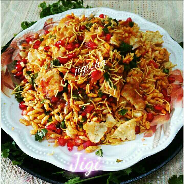 Photo of Bhel by Jigisha Jayshree at BetterButter