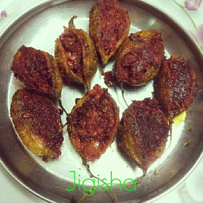 How to make Bharwa karela