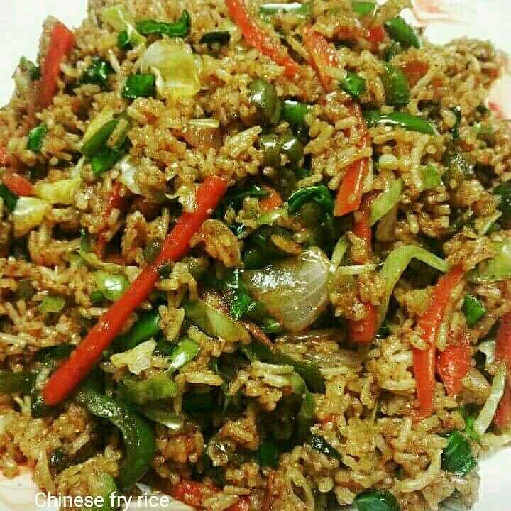 Photo of Chinese fried rice by Jigisha Jayshree at BetterButter