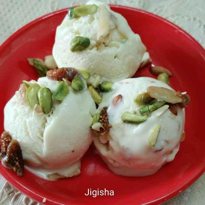 Photo of Raj bhog ice cream by Jigisha Jayshree at BetterButter