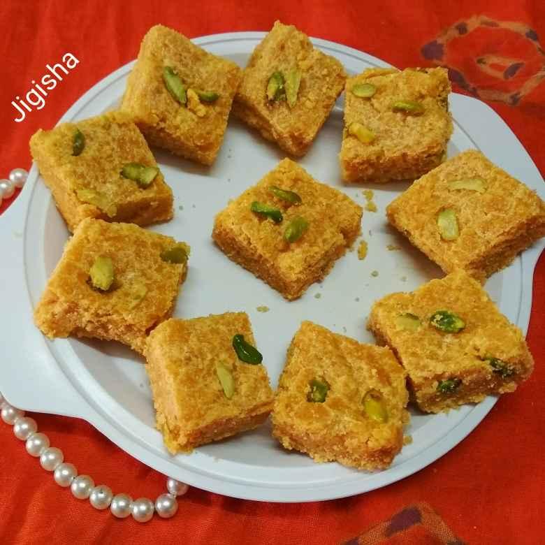 Photo of Mohanthal by Jigisha Jayshree at BetterButter