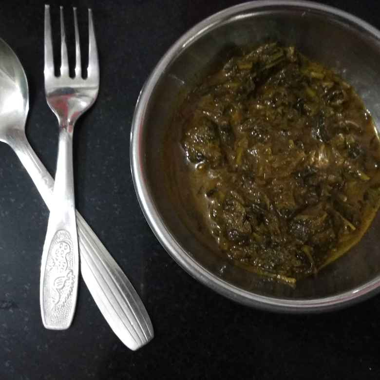 Photo of Methi bhaji by jigna jivani manek at BetterButter