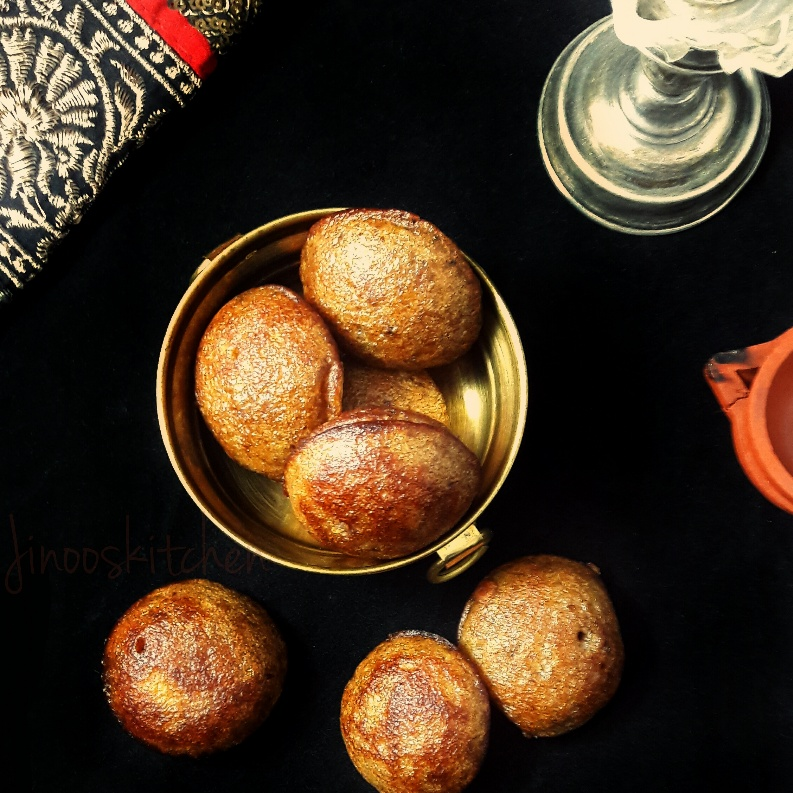 How to make Jaggery and Dates Appam