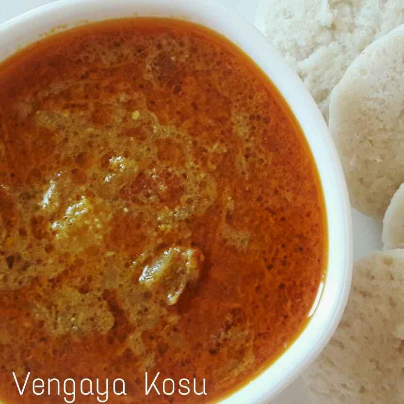 How to make Chettinad Vengaya Kosu