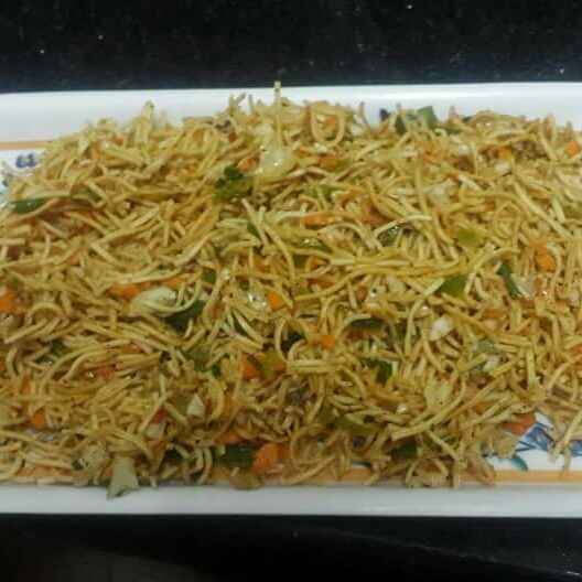 How to make Chinese bhel