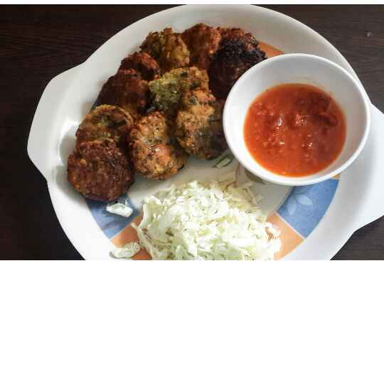 Photo of Sprouted moong kababs by Jiya Rohit Makhija at BetterButter