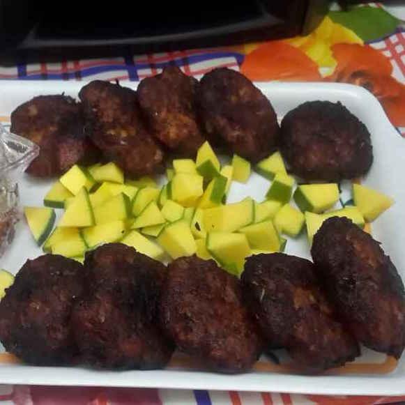Photo of Mango Potato Kebabs by Jiya Rohit Makhija at BetterButter