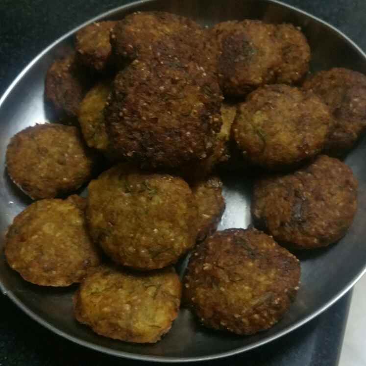 Photo of Daliya ( broken wheat ) ke kababs by Jiya Rohit Makhija at BetterButter