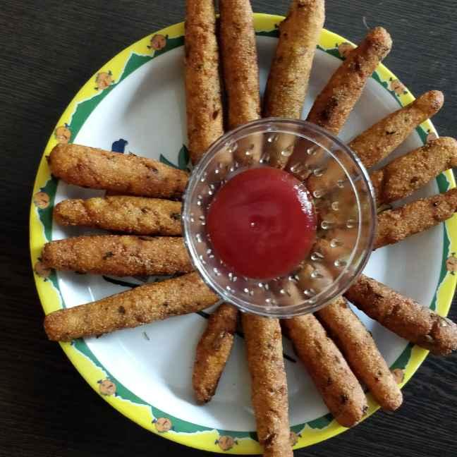 How to make Soya Rawa Fingers