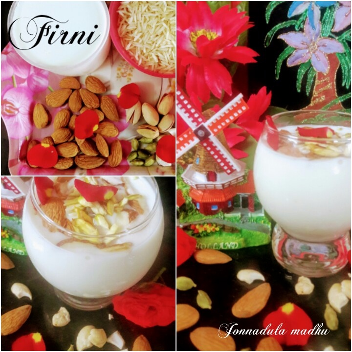 How to make Firni