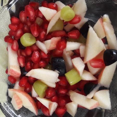 Photo of Fruit Custard by Jonnadula Madhu at BetterButter
