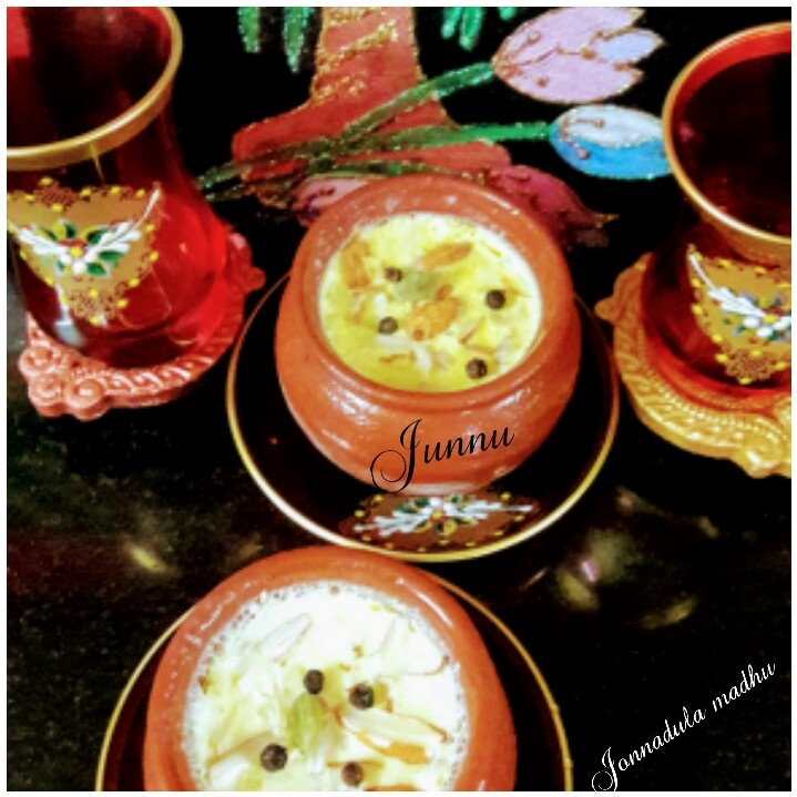 How to make Junnu
