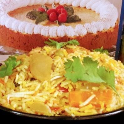 Photo of Vegetable biriyani by Jonnadula Madhu at BetterButter