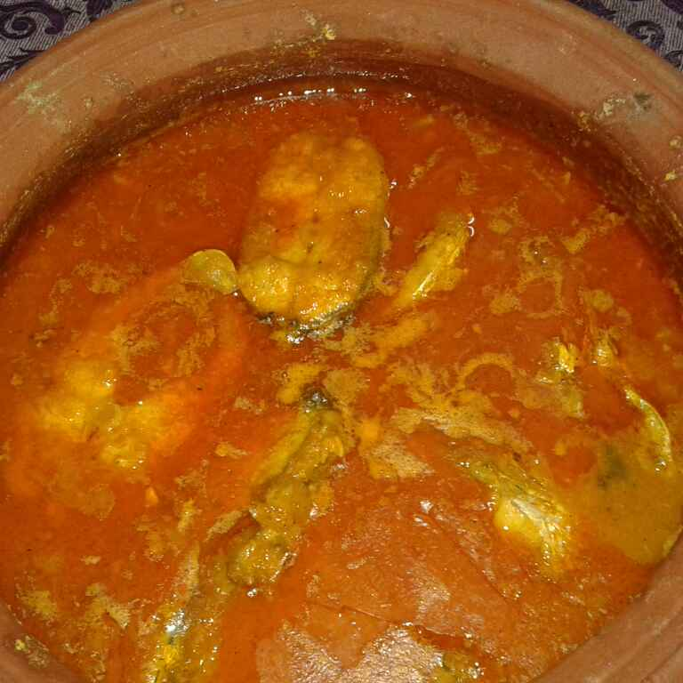 Photo of Fish  curry by jothi durai at BetterButter