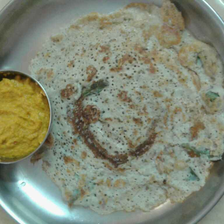 Photo of Sprouted Green gram Dosa by jothi durai at BetterButter