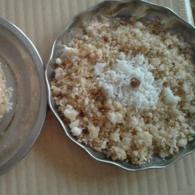 Photo of Rice flour puttu by jothi durai at BetterButter