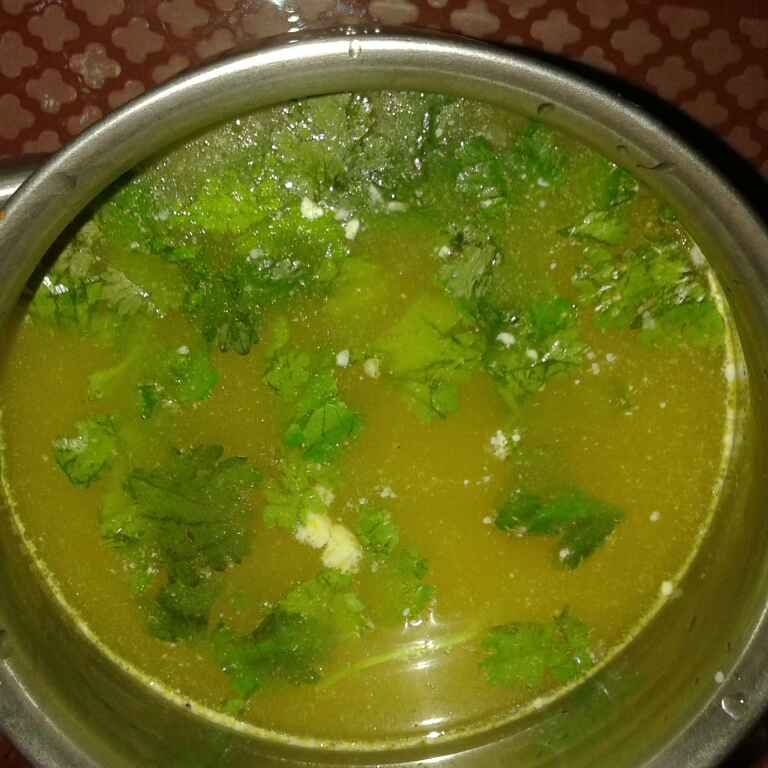 Photo of Banana stem soup by jothi durai at BetterButter