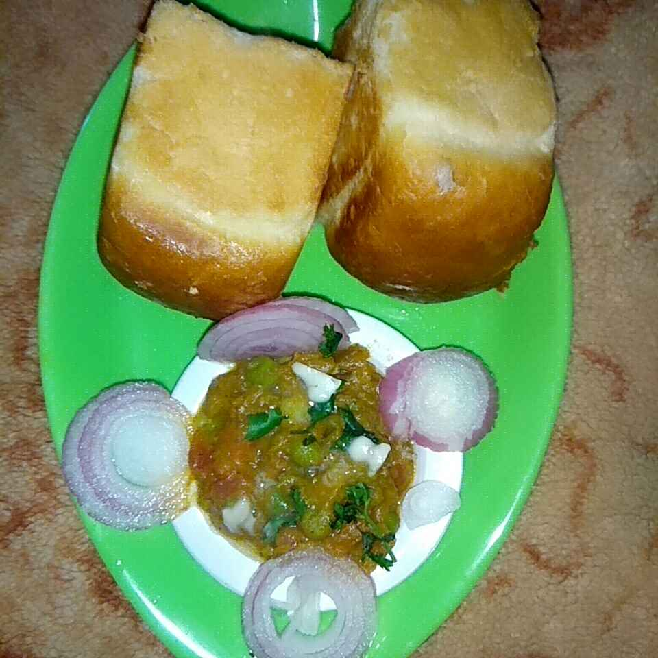 Photo of Pav bhaji by Jothi Saravana at BetterButter