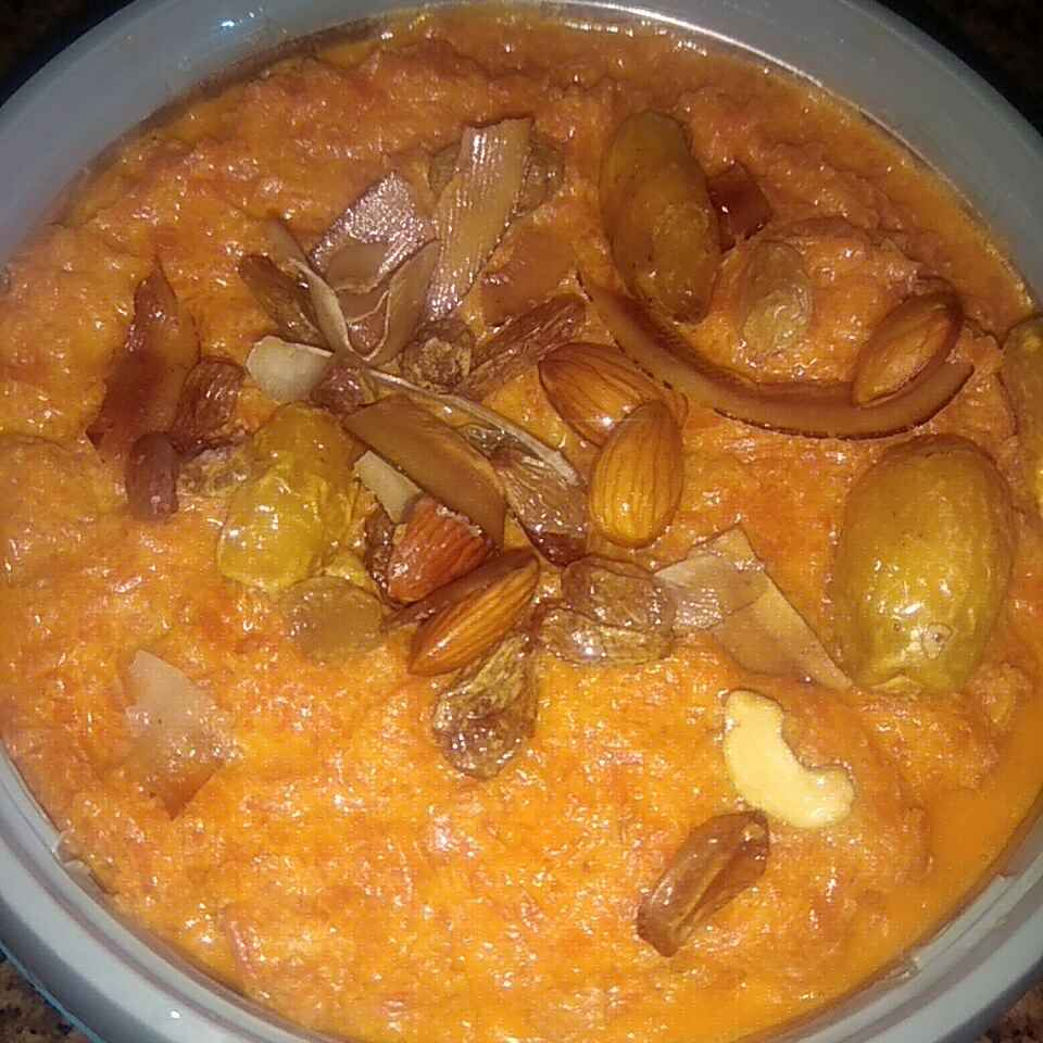 Photo of Carrot Halwa by Jothi Saravana at BetterButter