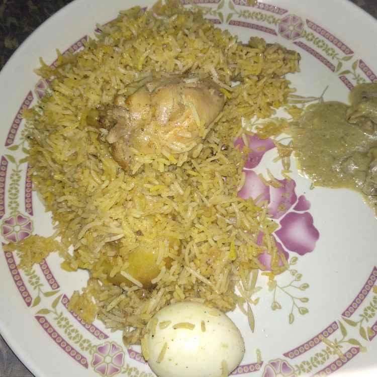 Photo of chicken biriyani by Joyati Chakraborty Motilal at BetterButter