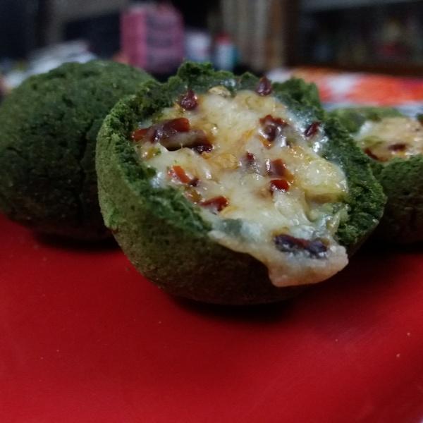 How to make Chili Green Cheese Balls
