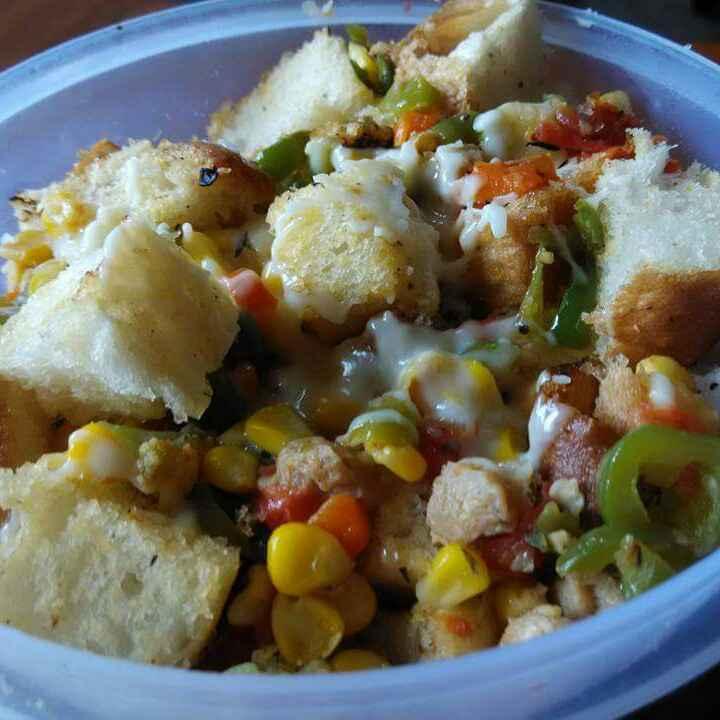 How to make Cheese Pao Upma