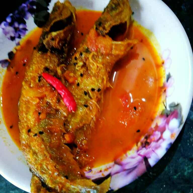 Photo of Tomato pabda by Juthika Ray at BetterButter