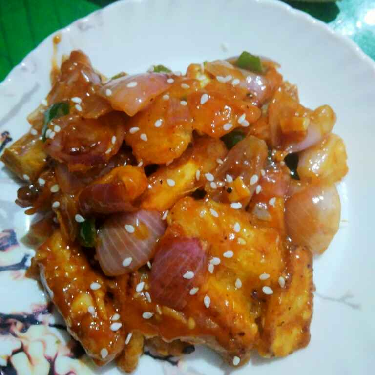 Photo of Sesame baby corn by Juthika Ray at BetterButter
