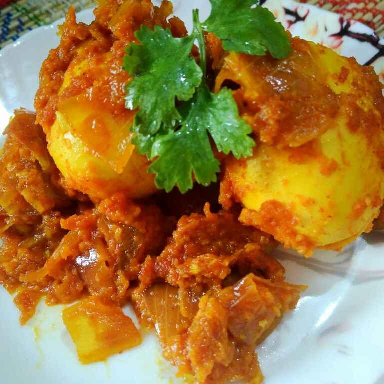 Photo of Egg do peyaja by Juthika Ray at BetterButter