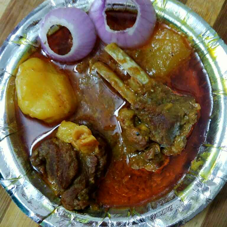 Photo of Mutton er jhol by Juthika Ray at BetterButter