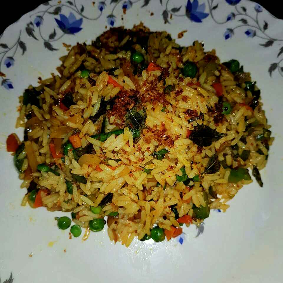 Photo of Masala rice by Juthika Ray at BetterButter