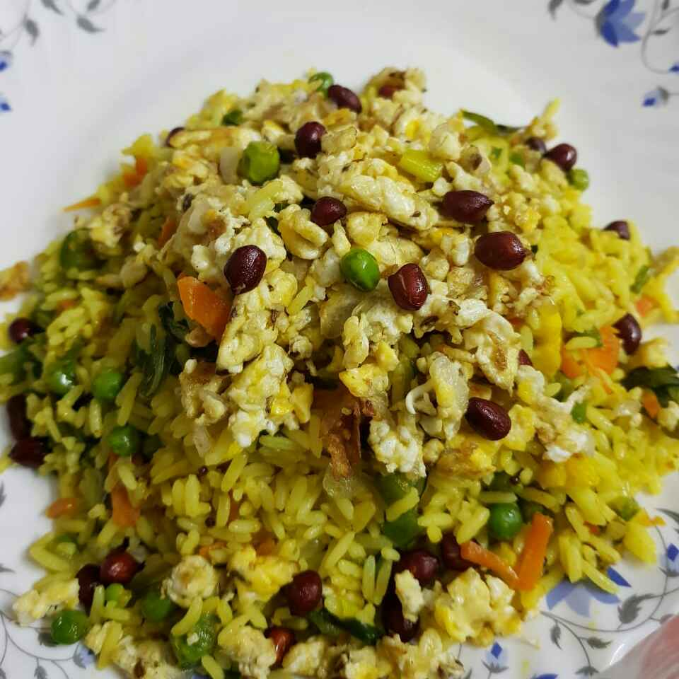 Photo of Egg fried rice by Juthika Ray at BetterButter